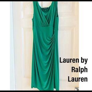 Lauren by Ralph Lauren sleeveless dress